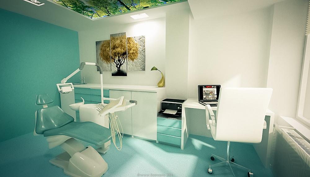 Cabinet Stomatologic « 6th-Sense Interiors - Design interior Cluj