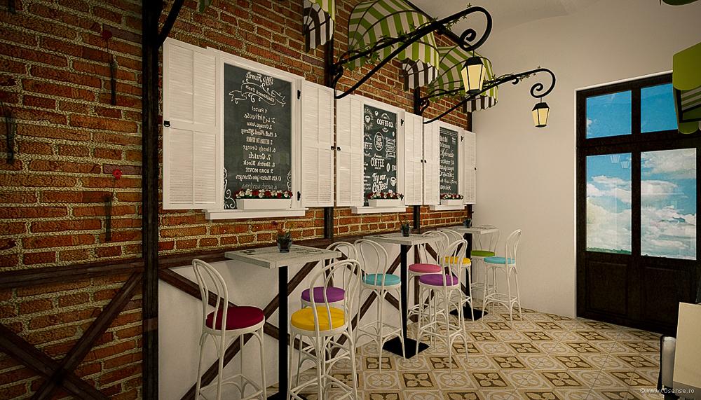 Patiserie Adela 6thSense Interiors Design interior Cluj