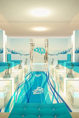 Salon Aqua Spa
