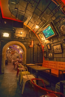 Submarine Pub