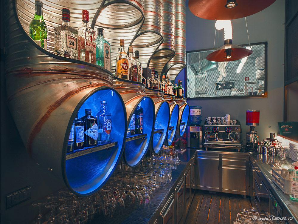 BUNKER Restaurant-Bar (Slovenia) « 6th-Sense Interiors - Design