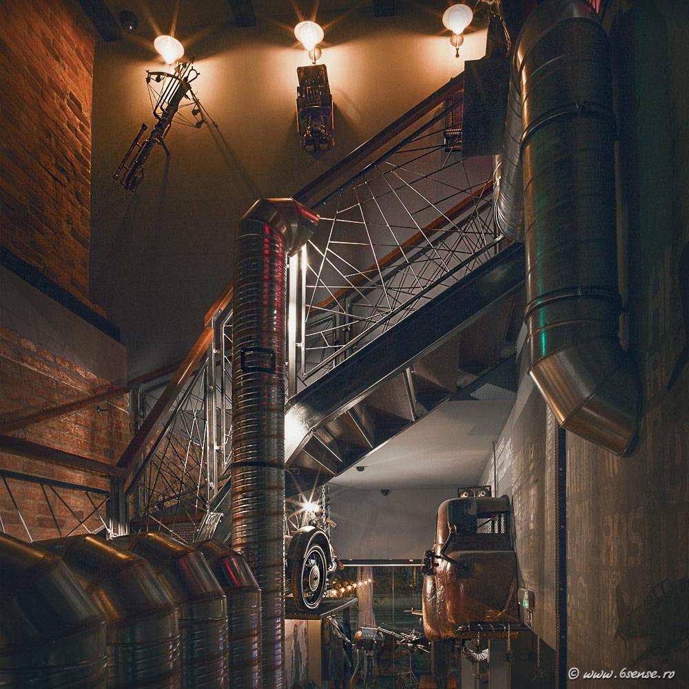 BUNKER Restaurant-Bar (Slovenia) « 6th-Sense Interiors