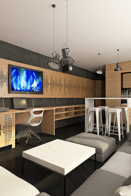 Apartament DJ